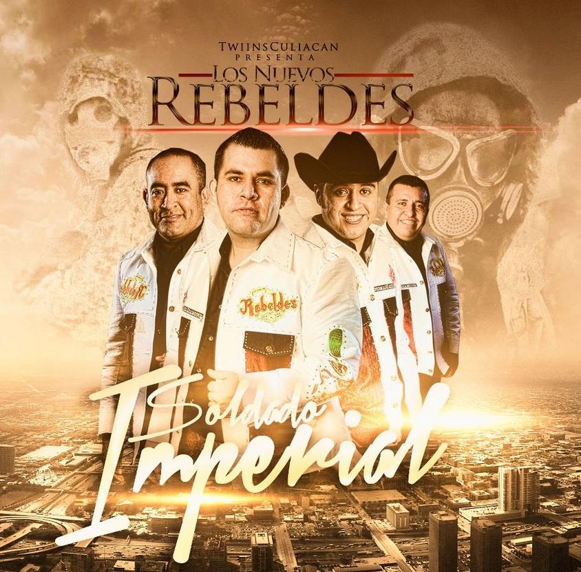 Jorge Valenzuela Ft. Los Nuevos Rebeldes - El Agüitado (2013)