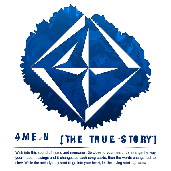 [EP] 4Men – The 5th Album Vol. 1 (The True Story)