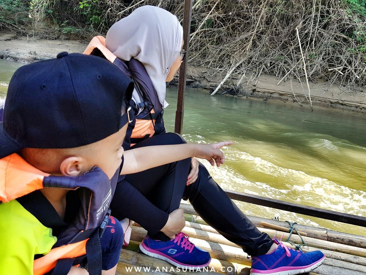 Bamboo Rafting Kanchanaburi