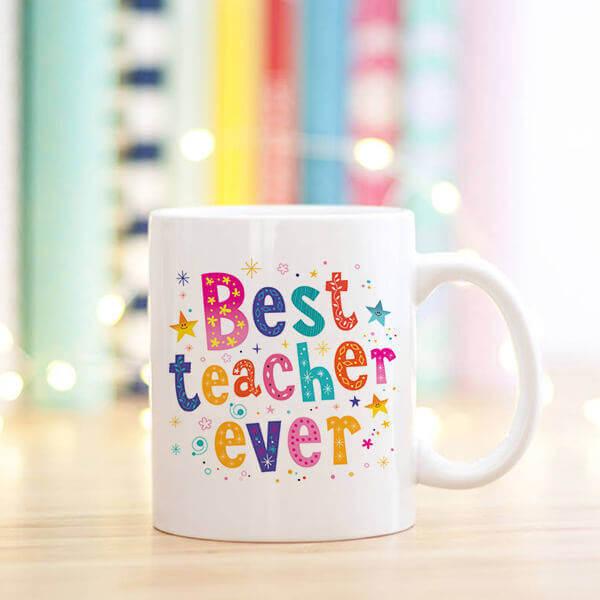 İlkokul Öğretmenine Hediye