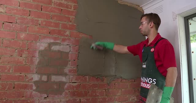 Plastering calculation of brick wall - Engineering Society