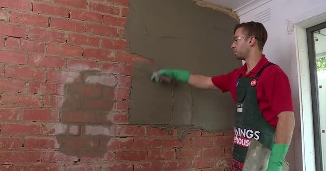 Plastering calculation of brick wall - Engineering Society