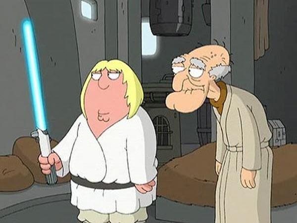 Family Guy - Season 6 Episode 1: Blue Harvest