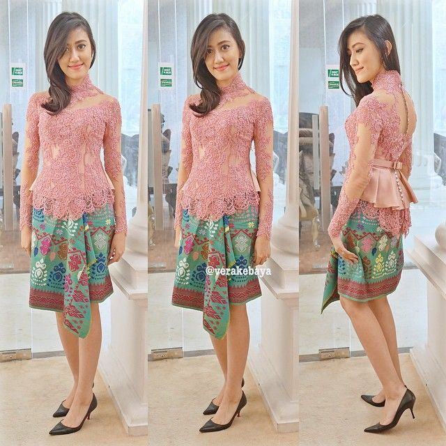 Model Vera Kebaya Wisuda Simpel dan Elegan Terbaru