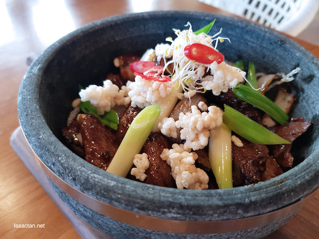 Hot Beef Bowl