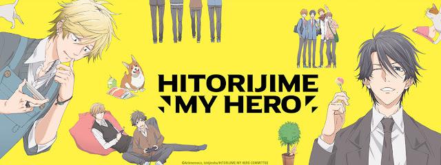 Hitorijime my Hero