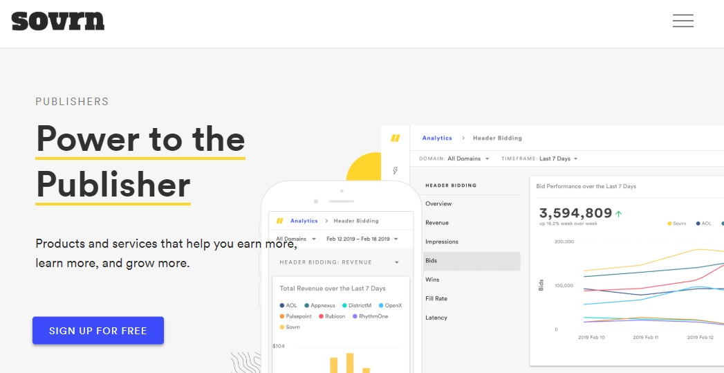 Sovrn — Powering Content-Driven Commerce