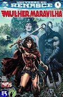 DC Renascimento: Mulher Maravilha #1