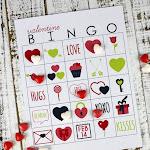 Printable Valentines Bingo