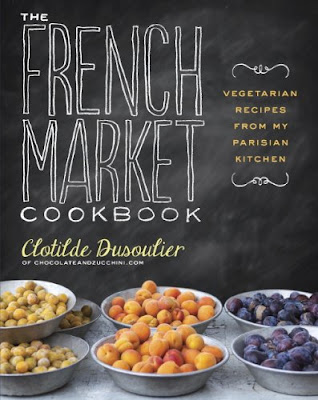 Book review The French Market Cookbook and Edible French Clotilde Dusoulier French Village Diaries