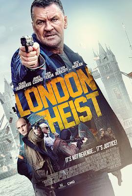 London Heist 2017 DVD R1 NTSC Sub