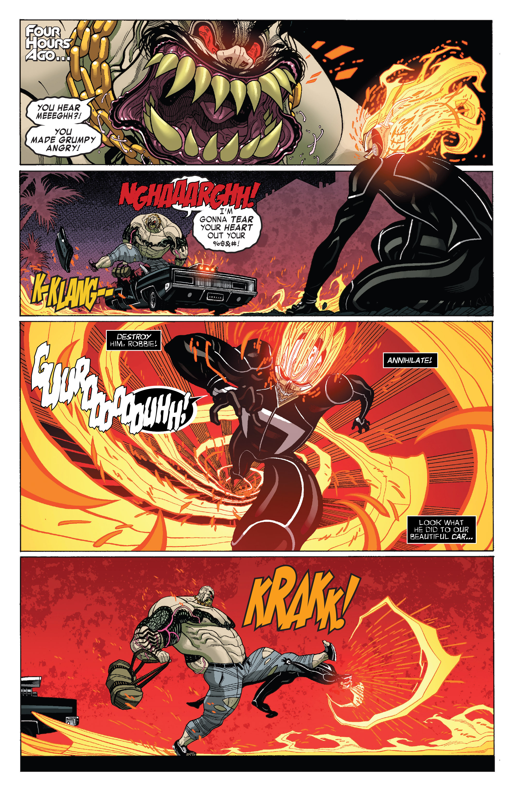 Read online All-New Ghost Rider comic -  Issue #4 - 4
