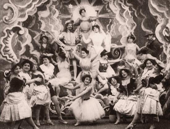 Cendrillon (Cinderella), 1899 - final scene