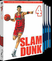 SLAM DUNK. Temporada 4