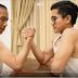 Uniknya Presiden Jokowi Adu Panco Dengan Anaknya