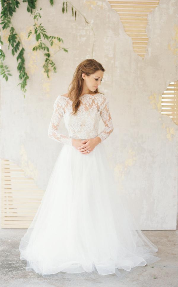Vestidos novia para mujer bajita