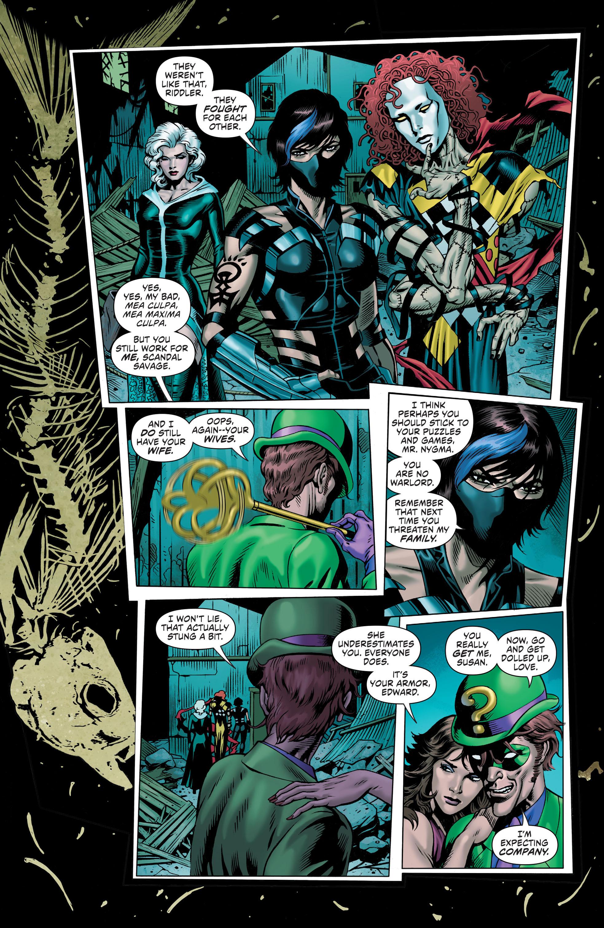 Read online Secret Six (2015) comic -  Issue #5 - 14