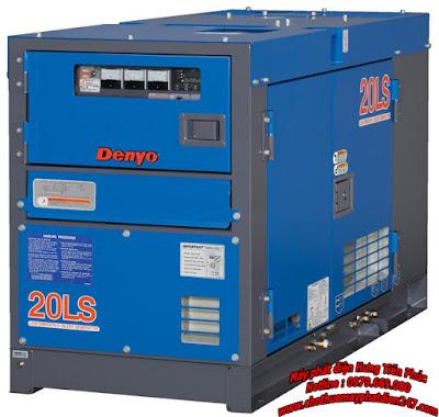 Máy phát điện Denyo 17kva