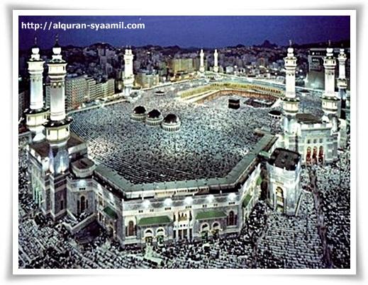 Inilah 10 Masjid Terbesar di Dunia