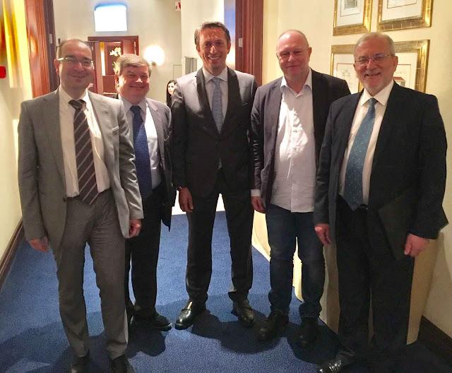 Συμμετοχή της Περιφέρειας Πελοποννήσου στο 4o Forum Αυτοδιοίκησης & Επιχειρηματικότητας στη Θεσσαλονίκη