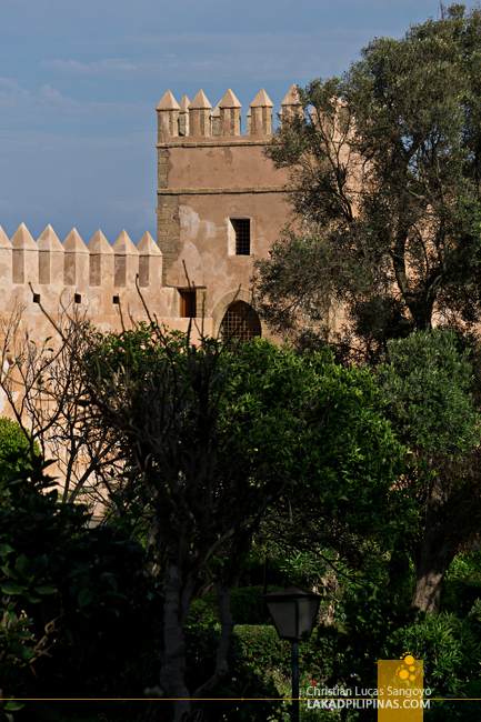 Rabat Three Day Itinerary Andalusian Gardens