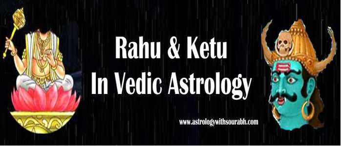 Vedic Astrology Research Portal: All About Rahu and Ketu in