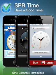 SPB Time released for those iPhone users who have difficulties with waking up