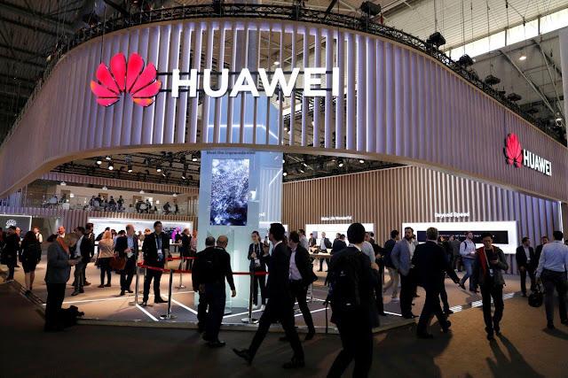 Huawei  Memiliki OS Cadangan Jika Terputus Dari Android