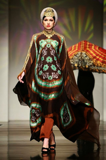 Model Baju Sasirangan Modern Original 2016