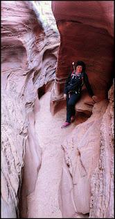 Peek A Boo Slot Canyon - Escalante Utah