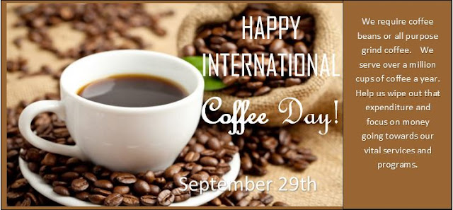 Happy International Coffee Day 2017