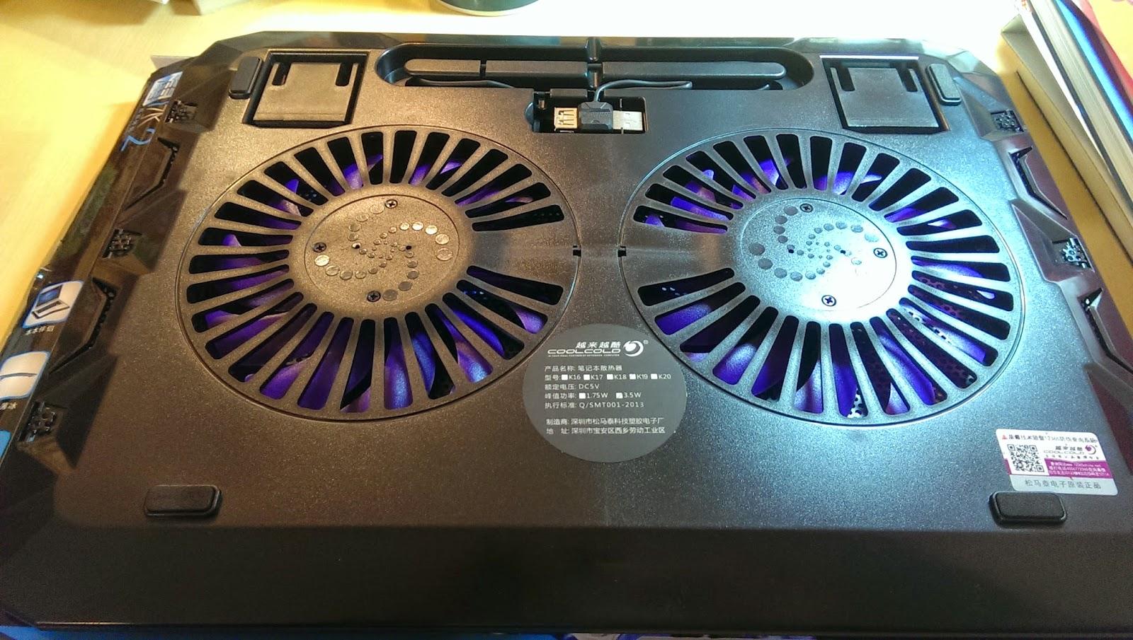 2015 02 21%2B19.41.24 - [開箱] 超薄大尺寸的筆電散熱墊,除了降低溫度、還能讓坐姿更加端正!