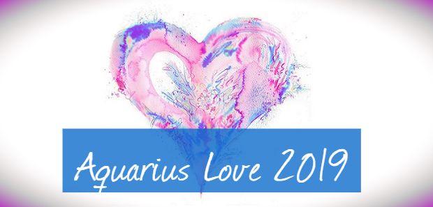 Aquarius in Love 2019