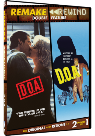 DVD Review - Remake Rewind: D.O.A. Double Feature