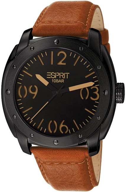 Esprit Baker Brown Men's watch: Price INR 7995