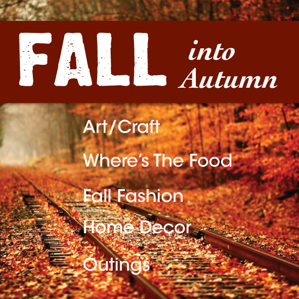Fall Into Autumn 2013 promo