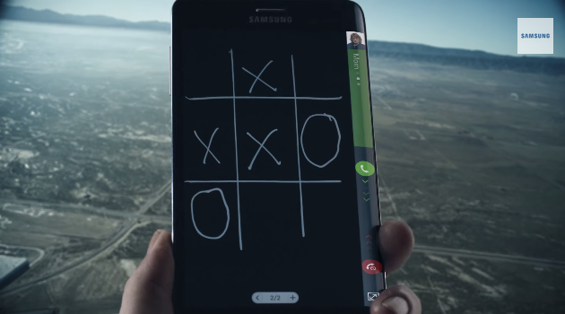 """Life of the Extreme"" - Epic Web Film for Samsung GALAXY Note Edge"