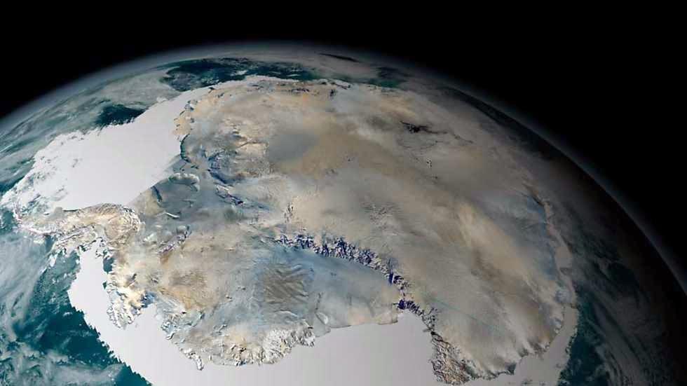 nasa confirms climate change is fake - 980×551