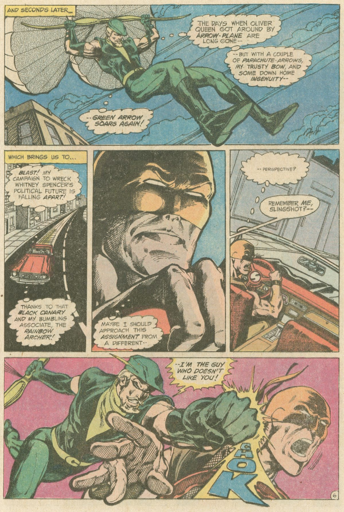 Read online World's Finest Comics comic -  Issue #244 - 45
