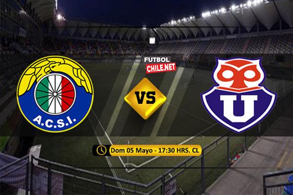▷ Mira Audax Italiano vs Universidad de Chile en vivo y online por la Primera División