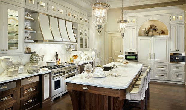 22 Classic Kitchen Designs For Luxury Homes