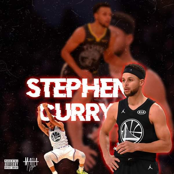 M.N.K(Máfia Negra King's) - Stephen Curry