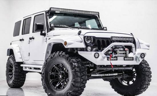 2017 Jeep Wrangler: How To Stick The Finger To Ford Bronco