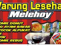 Download Contoh Spanduk Warung Lesehan.cdr