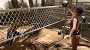 Beach Volleyball...