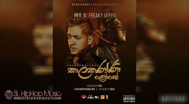 Neo, Freaky Mobbig, Mobb big, Sinhala Rap, Music Video, BOSA, 2018,