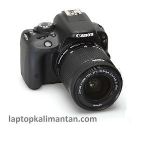 Jual Canon 100D Second Lens 18-55mm IS STM
