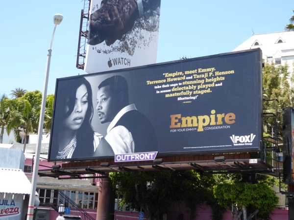 Empire season 3 Emmy FYC billboard