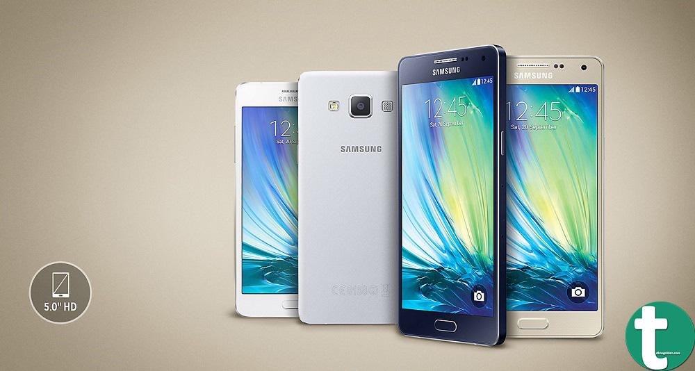 layar Samsung A5