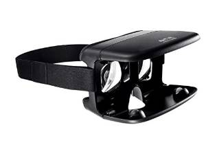 Amazon : ANT VR Headset (Black) for Lenovo Vibe K5, K4 Note, Vibe X3, K5 Plus, K3 Note at just Rs 299/-.